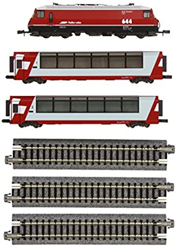Kato 7074030 - Glacier Express Gründeinheint