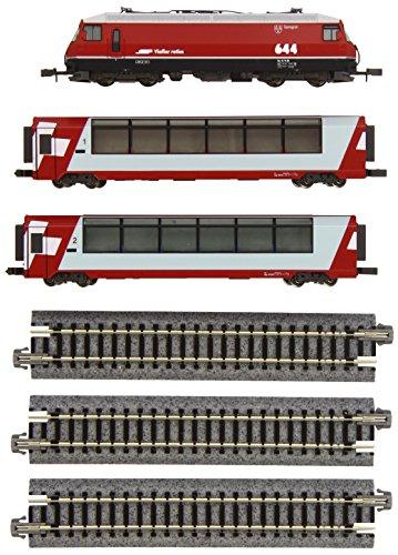 Kato 7074030 - Glacier Express Grundheinheinheinheinheinhein.