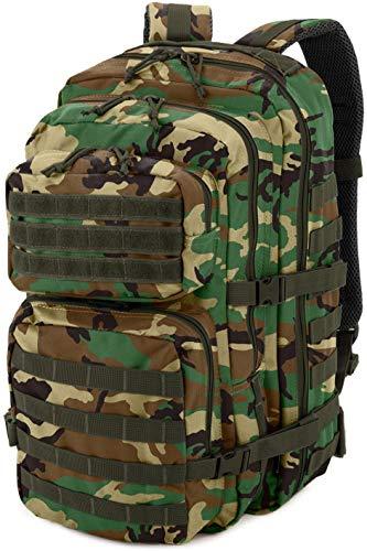 Matthias Kranz US Army Assault Pack II Rucksack Einsatzrucksack Back 50 ltr. Liter Farbe Woodland