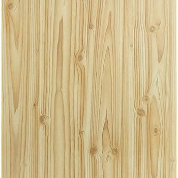 5 x Klebefolie Holzfolie weiß Dekorfolie Möbel Folie 200 cm Dekofolie Holz