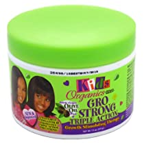 Africa's Best Kids Organincs Gro Strong Therapy 7.5 oz. Jar by Africa's Best