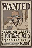 ABYstyle ABYstyleABYDCO410 - ONE PIECE - Poster - Wanted
