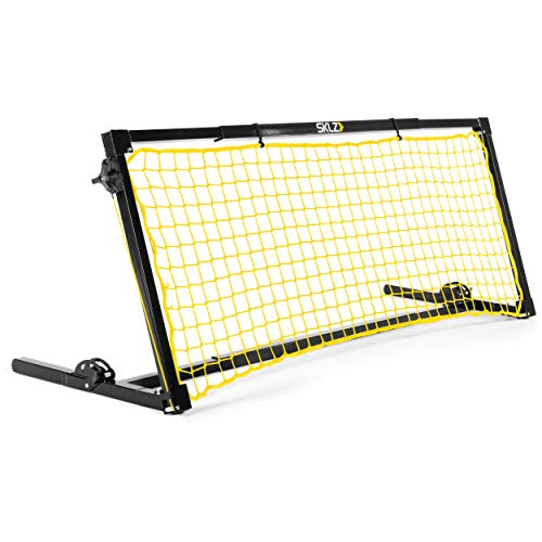 SKLZ Adjustable Soccer Trainer Pro Rebounder (6 x 2.5 Feet)
