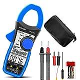 Pinza Amperimétrica Digital DC AC INFURIDER YF-870N 6000 Cuentas de Rango Automático Medición de Temperatura de Prueba de Corriente de Irrupción