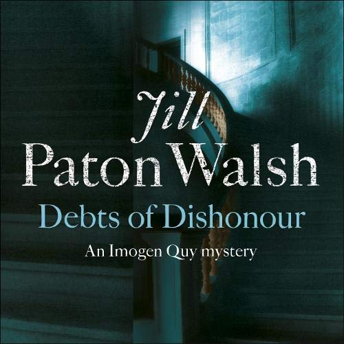 Debts of Dishonour cover art
