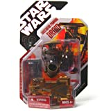 Hasbro Star Wars Figura Mustafar Panning Droid (30th)
