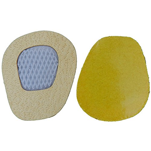 Tarrago - Plantilla antideslizante unisex para adultos, color Marrón, talla Talla única