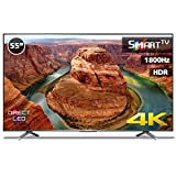 Television LED 55' 4K INFINITON Smart TV (TDT2, HDMI, VGA, USB)