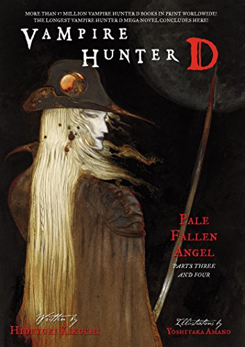 Vampire Hunter D Volume 12: Pale Fallen Angel Parts 3 & 4 (English Edition)