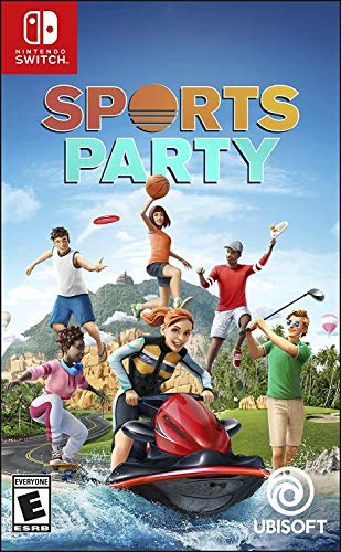 Ubisoft Sports Party, Nintendo Switch videogioco Basic Inglese