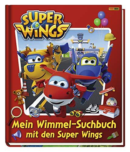 Super Wings: Mein Wimmel-Suchbuch mit den Super Wings: Wimmelbuch