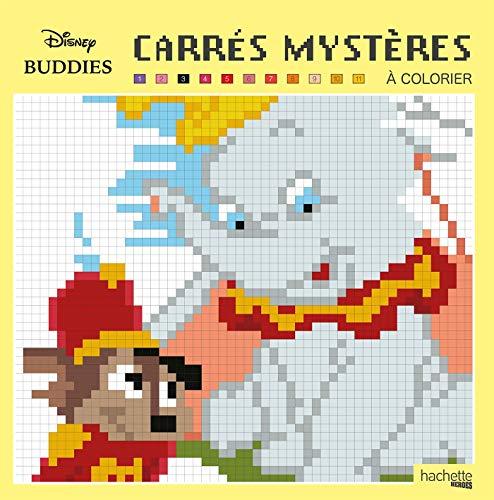 Carrés mystères Disney Buddies