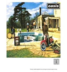Partition : Oasis Be Here Now Pvg
