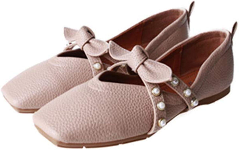 Quality.A Women's Pumps Fashion Casual shoes Flat shoes Low Heel shoes