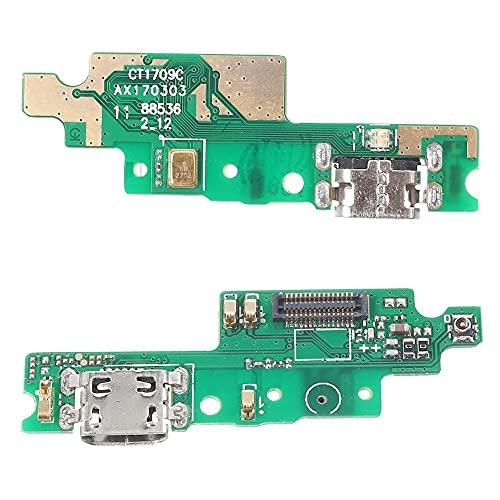 Placa de Carga para XIAOMI REDMI 4X 5 Plus S2 6 Pro 6A 7 7A Conector Dock Datos USB MICROFONO Audio Antena (Redmi 4X)