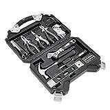 AmazonBasics - Juego de herramientas para el hogar (51 piezas)