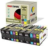 10 XL TONER EXPERTE Compatibles con HP 950XL 951XL 950 XL 951 XL Cartuchos de Tinta para HP OfficeJet Pro 8600 8610 8620 8100 251dw 276dw 8615 8630 8640 8660 (4 Negro, 2 Cian, 2 Magenta, 2 Negro)