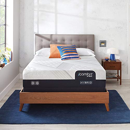 Serta Full iComfort Hybrid CF2000 12.5 Inch Firm Mattress