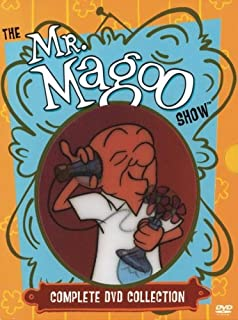 Mr Magoo Show Complete Dvd Collection (4pc) [Region 1] [US Import] [NTSC]