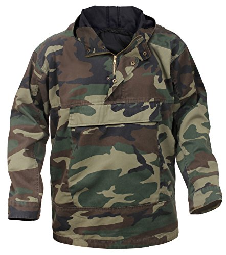 Army Camo Jacket Mens
