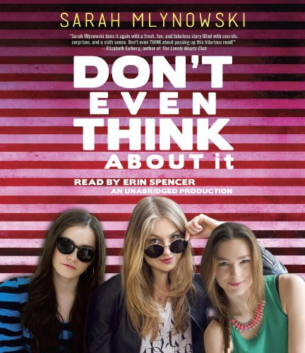 Couverture de Don't Even Think About It