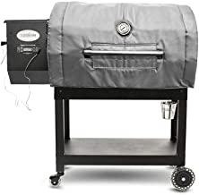 Louisiana Grills 56221 LG900 Insulated Pellet Grill Blanket, Grey