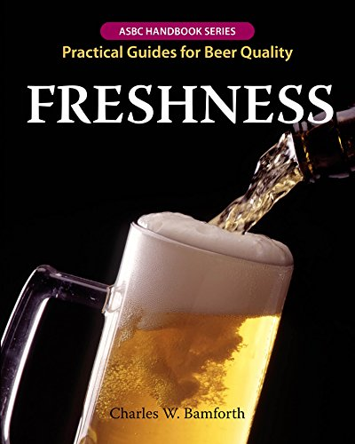FRESHNESS (Practical Guides for Beer Quality) (English Edition)