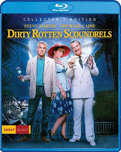 Dirty Rotten Scoundrels (Collector's Edition) [Blu-ray]