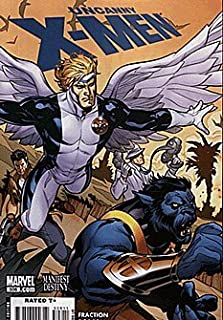 Uncanny X-Men (1963 series) #506