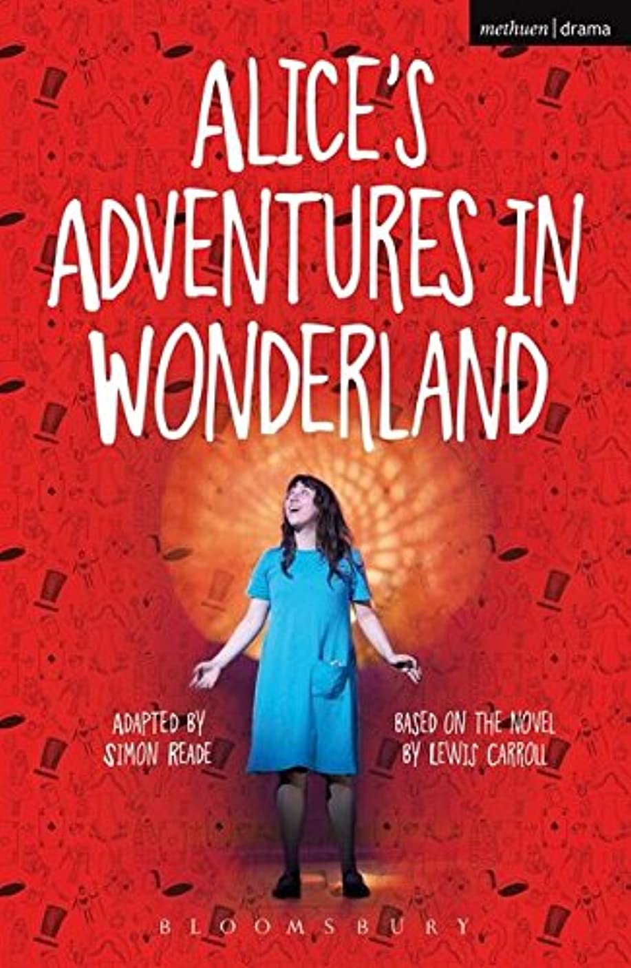 タイムリーなクリップ蝶スキニーAlice's Adventures in Wonderland (Methuen Drama Modern Plays)