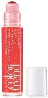 Brilho Rollete Color Trend Morango para Lábios 5.5ml - Avon