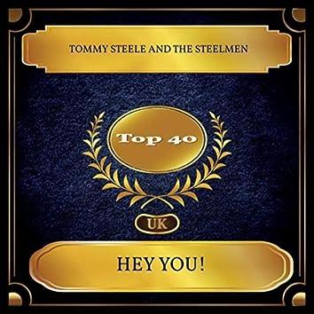 Hey You! (UK Chart Top 40 - No. 28)