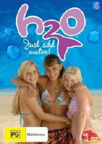 H2O: Just Add Water ~ Volume 4 (PAL) (REGION 4)