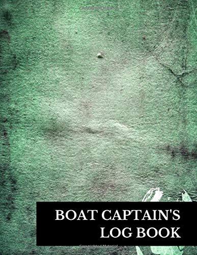 Boat Captain's Log Book