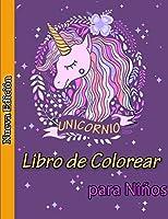 Unicornio Libro de Colorear para Niños