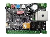 Cuadro de Maniobras Universal para Puerta Automática de Corredera 24V Multimarca Nice BFT Sommer FAAC Beninca…