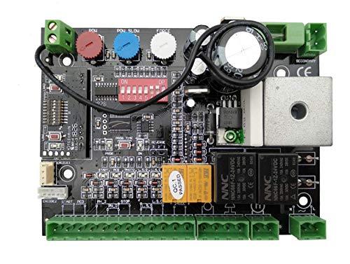 Cuadro de Maniobras Universal para Puerta Automática de Corredera 24V Multimarca Nice BFT Sommer FAAC Beninca…(DS062)