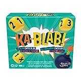 Juego Ka-Blab! - para familias, niños y Adolescentes de 10 años en adelante - Juego para 2-6 Jugadores - De los Creadores de Scattergories