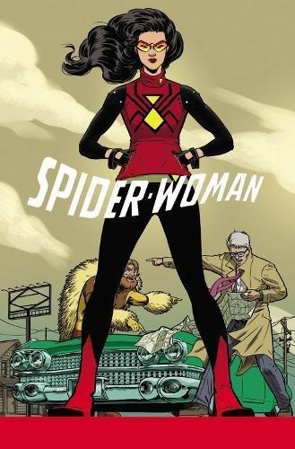 Spider-woman: Shifting Gears Vol. 2: Civil War Ii: Growning Pains