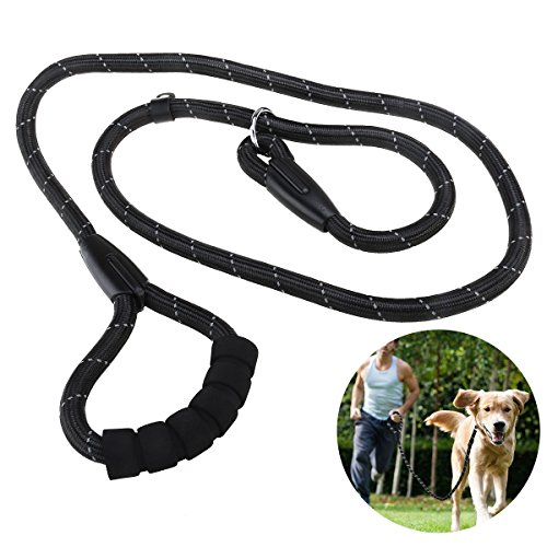 UEETEK Collar Antideslizante Cuello de Estrangulación P-Correa Reflex