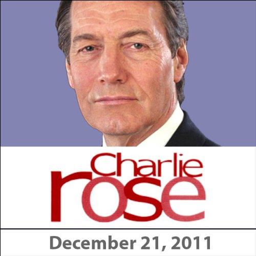 Charlie Rose: David Brooks, December 21, 2011 cover art
