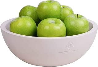 Best white fruit bowl Reviews