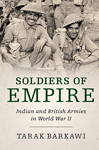 Amazon.com: Soldiers of Empire: Indian and British Armies in World ...