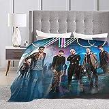Fomente Cnco Ultra Soft Micro Fleece Blanket 50'' x40