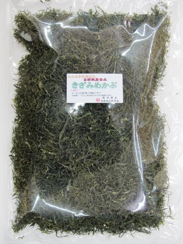 尾道の昆布問屋 韓国産きざみめかぶ(徳用)200g(乾燥・dry)(めひび・めかぶスライス)