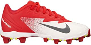 Nike Boy's Vapor Ultrafly Keystone (GS) Baseball Cleat University Red/Bright Crimson/White Size 1.5 M US