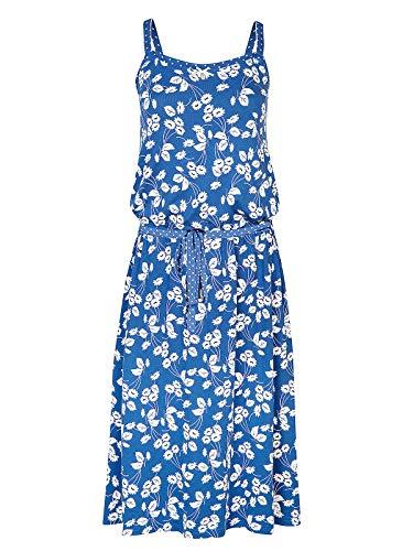 Vive Maria Amour du Pays Kleid Blau Allover, Größe:XS