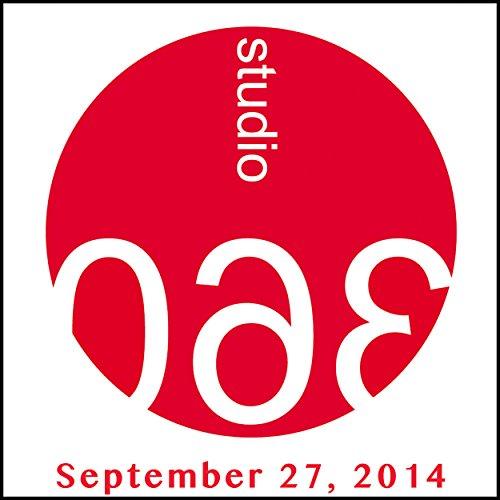 Studio 360: Hilton Als Hosts: with Toni Morrison, Khandi Alexander, Thelma Golden audiobook cover art
