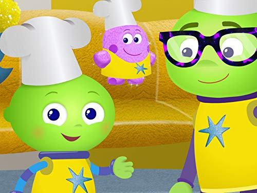 Der Familien-Snackwettbewerb / Das Familienpicknick