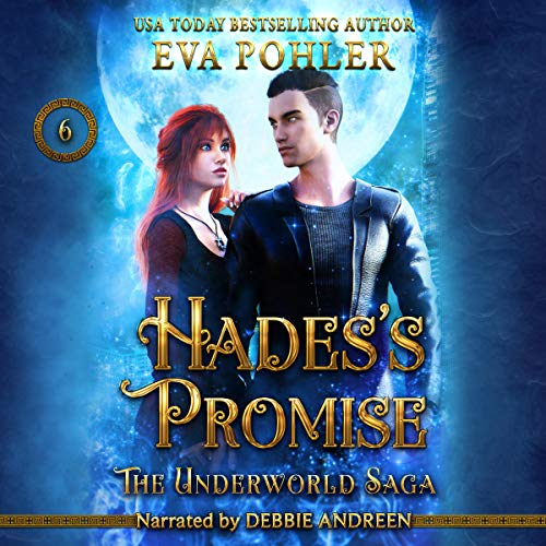 Hades's Promise audiobook cover art